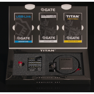 Gate Electronics Titan V2 Complete Set - Rear Wired