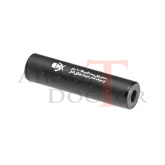 Pirate Arms Stubby Silencer - 130x35 - CW/CCW