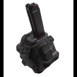 Armorer Works Custom Drummag G17/18c/19 - 350rds