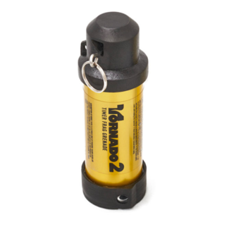 Airsoft Innovations Tornado 2 Timer Frag Grenade - Gold