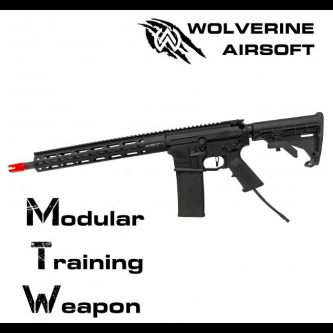 "Wolverine Modular Training Weapon (MTW) - Reaper - 14,5"""