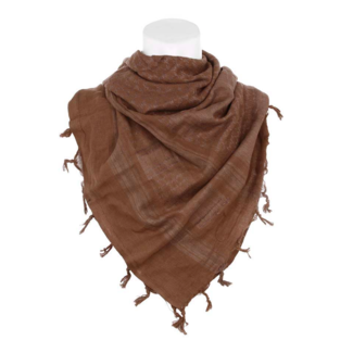 101 Inc. Scarf - Brown