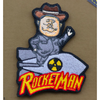 Patch - Rocketman