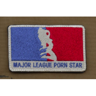 Patch - Major league Pornstar