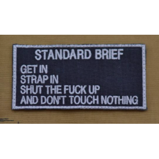 Patch - Standard Brief
