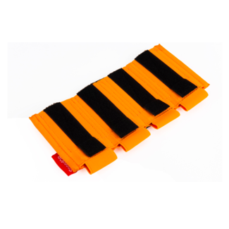 SpeedQB PROTON MAG POUCH - PISTOL (QUAD STACK) - ORANGE