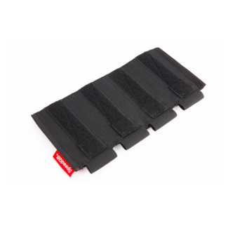 SpeedQB PROTON MAG POUCH - PISTOL (QUAD STACK) - BLACK
