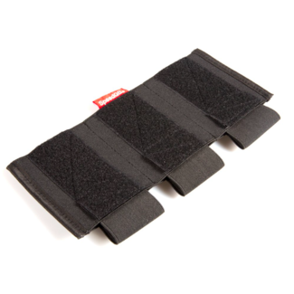 SpeedQB PROTON MAG POUCH - RIFLE (TRIPLE STACK) - BLACK