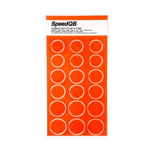 SpeedQB LIGHT FILTER SYSTEM - ORANGE