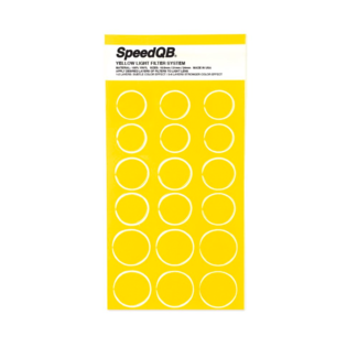 SpeedQB LIGHT FILTER SYSTEM - YELLOW