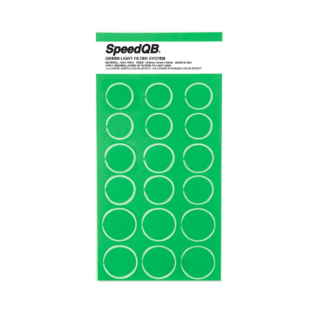SpeedQB LIGHT FILTER SYSTEM - GREEN