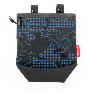 SpeedQB Neutron Dump Pouch V2 - Blue Glitch Camo