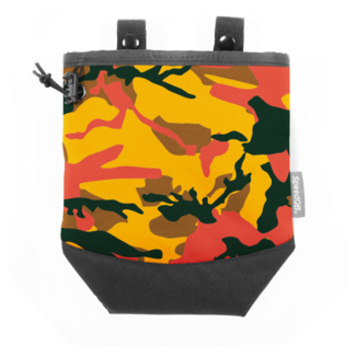 SpeedQB Neutron Dump Pouch V2 - Orange Camo