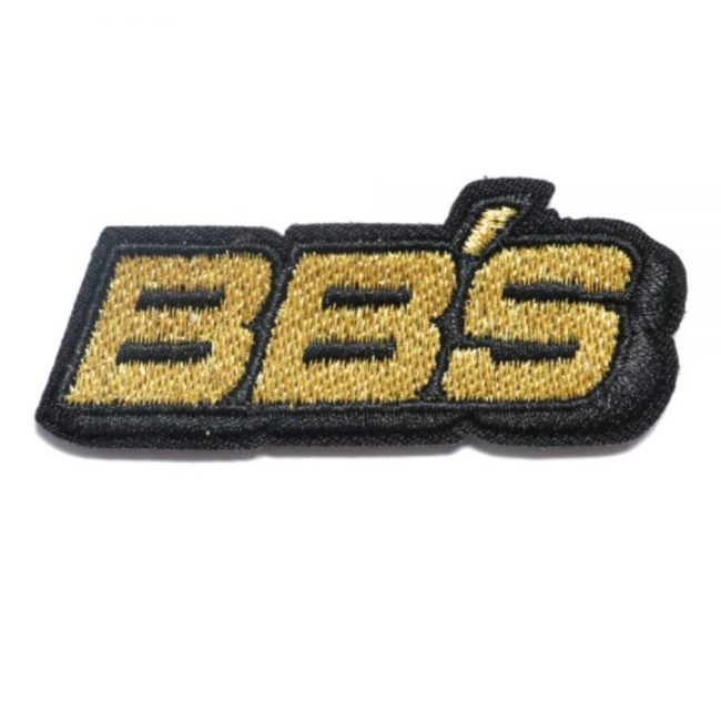 SpeedQB BB'S PATCH - GOLD