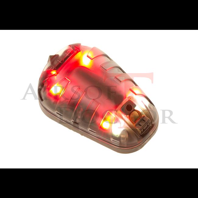 FMA HS-6 Beacon - Red