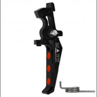 Maxx Model CNC Aluminum Advanced Speed Trigger (Style E)