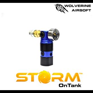 Wolverine Storm Regulator (Blue) with Remote Line