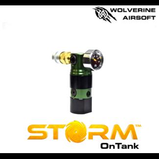 Wolverine Storm Regulator (Green) with Remote Line