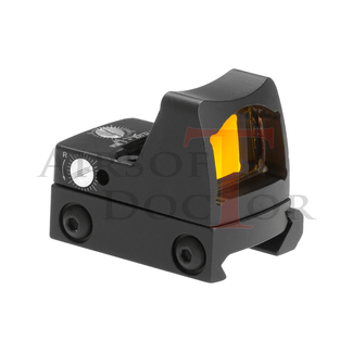 AIM-O RMR Red Dot LED - Black