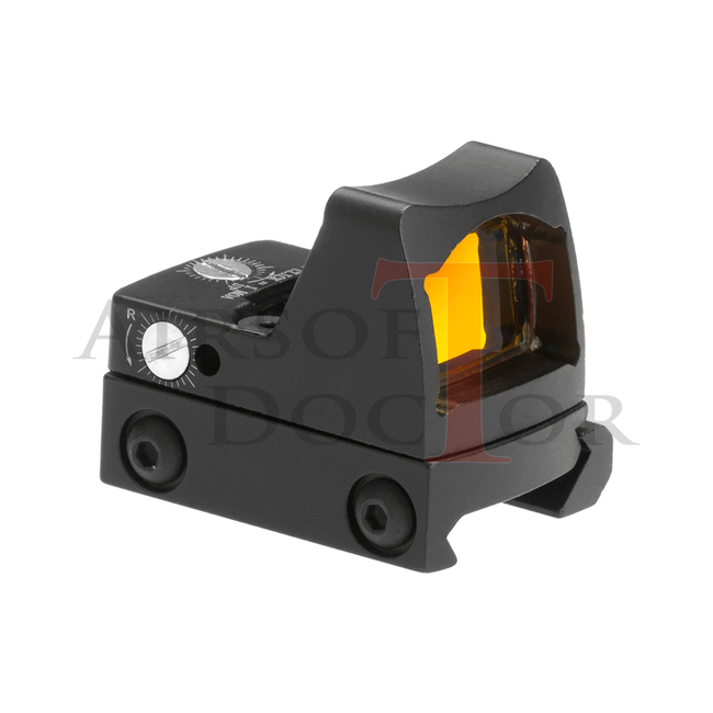 AIM-O RMR Red Dot LED - Black