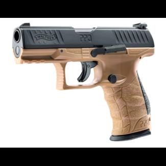 Walther PPQ M2 T4E CAL. 43 - CO2 - Tan