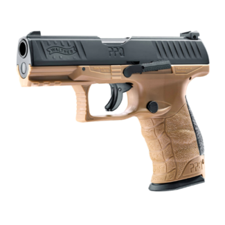 Walther WALTHER PPQ M2 T4E CAL. 43 - CO2 - Tan