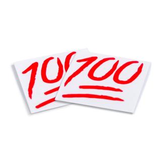 SpeedQB 100 - Red Decal