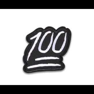 SpeedQB PATCH – 100 BLACK/WHITE
