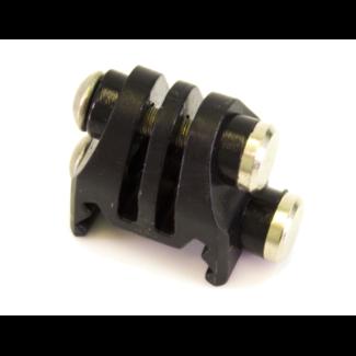 Nuprol RIS montage GoPro - Black