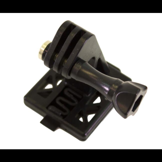 Nuprol GoPro mount for Fast Helmet - Black