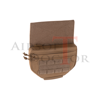 Warrior Assault Systems Drop Down Utility Pouch - Tan