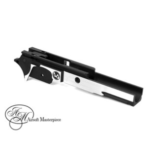 Airsoft Masterpiece Frame - infinity 3.9 with rail - 2 tones