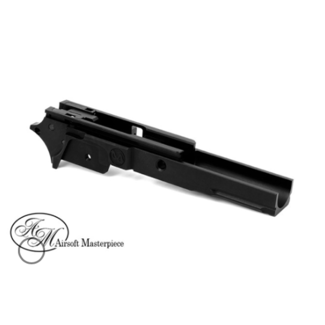 Airsoft Masterpiece Frame - infinity 3.9 with rail - Black