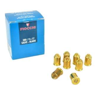 Blank Cartridges Cal. .380