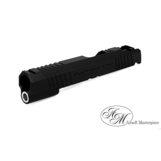 Airsoft Masterpiece Infinity formula slide for hi-capa - Black