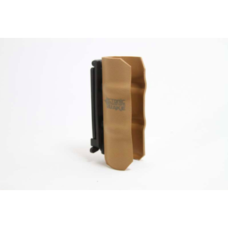 Tectonic Innovations 8 Way Kydex clips - Tan