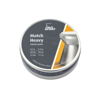 H&N Sport Match heavy - 4.5mm