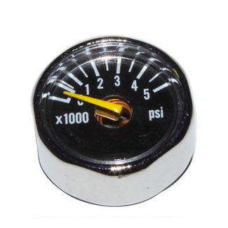 5000 psi gauge for air tank