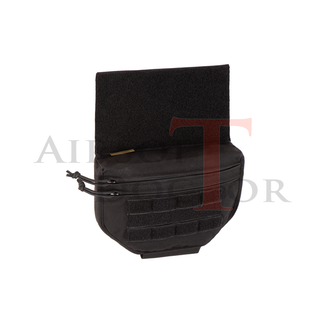 Warrior Assault Systems Drop Down Utility Pouch - Black