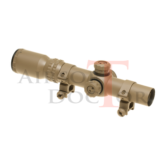 AIM-O 1-4x24 SE Tactical Scope - Tan