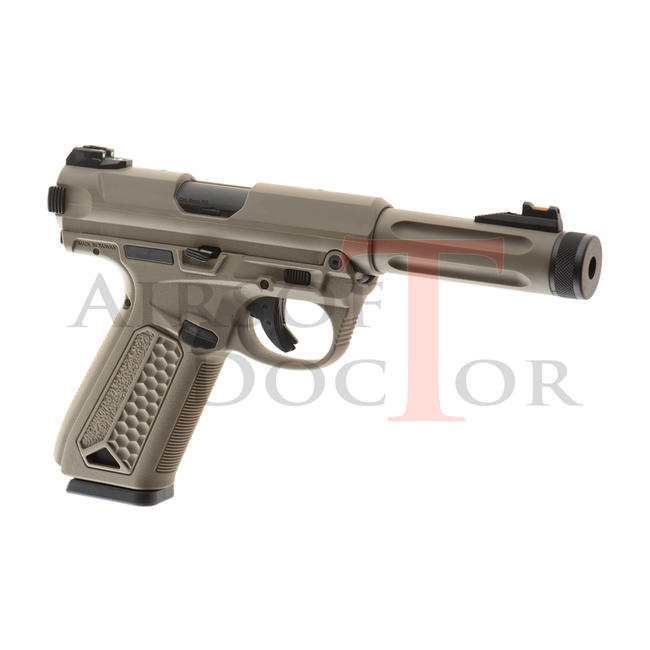 Action Army AAP01 GBB - Semi & Full Auto - Tan