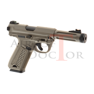 Action Army AAP01 GBB - Semi Auto - Tan