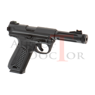 Action Army AAP01 GBB - Semi & Full Auto - Black