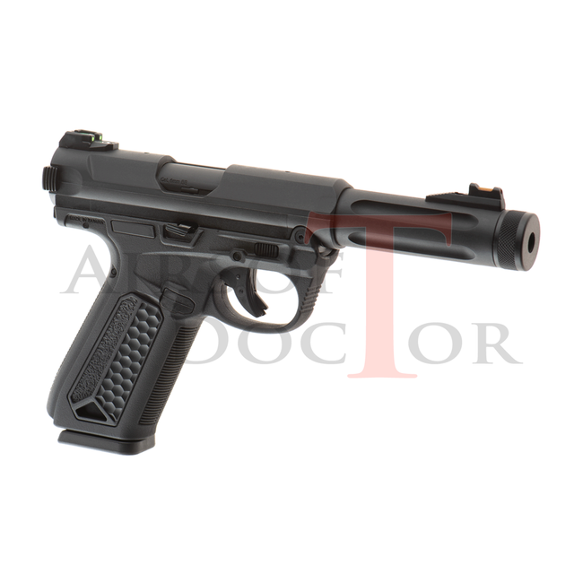 Action Army AAP01 GBB - Semi Auto - Black
