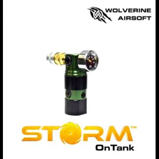 Wolverine Storm Regulator (Green) - Without line