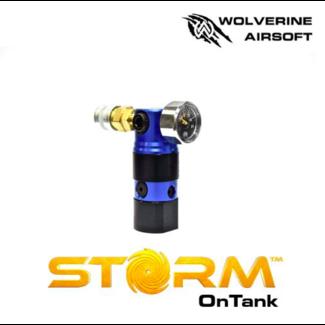 Wolverine Storm Regulator (Blue) - Without line