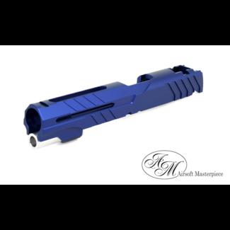 "Airsoft Masterpiece Custom ""Alpha"" Standard Slide - Blue"