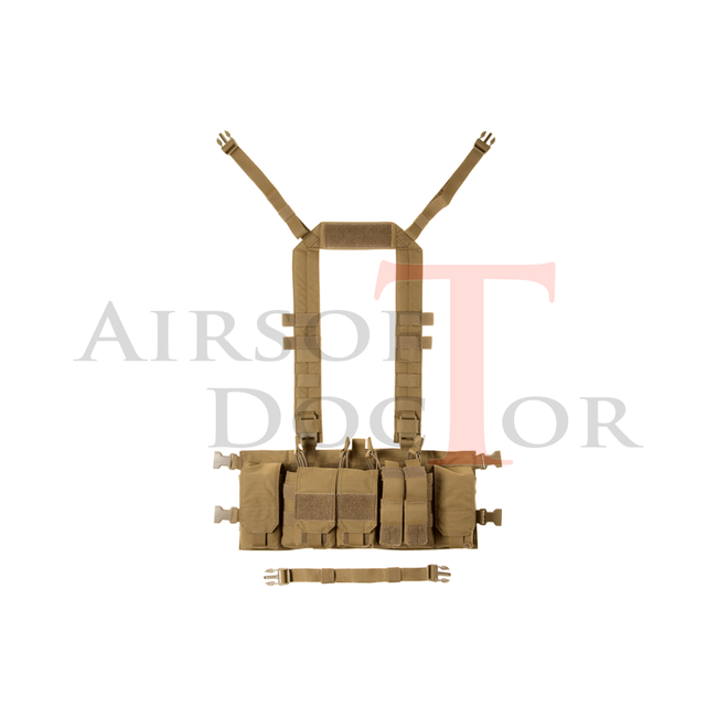 Warrior Assault Systems Falcon Chest Rig - Tan