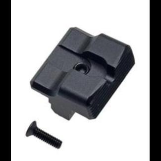 Gunsmith Bro's Sight Fiber Part - Rear