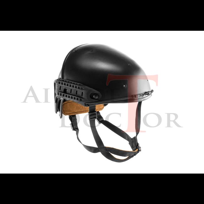 FMA SF Super High Cut Helmet - Black